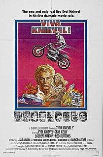 <i>Viva Knievel!</i> 1977 American action film