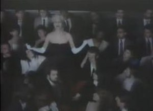 Voices Carry - Mann lashing out to her boyfriend during a concert at Carnegie Hall. She stands up from her seat and removes her cap to reveal her spiky hair, stunning the audience.