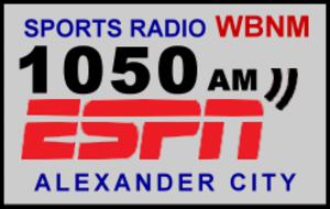 WLMA (AM) - Former sports radio logo