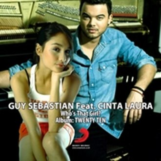 Who's That Girl (Guy Sebastian song) - Image: WTG.feat.Cintalaura