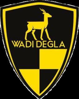 Wadi Degla SC Egyptian football club based in Cairo