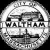 Sello oficial de Waltham, Massachusetts