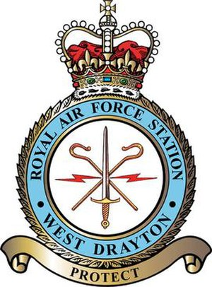 RAF West Drayton - Image: West drayton 600
