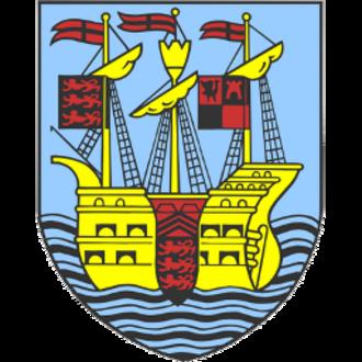 Weymouth F.C. - Image: Weymouth F.C. logo
