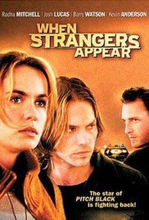 When Strangers Appear - Image: When Strangers Appear poster