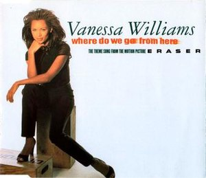 Where Do We Go from Here (Vanessa Williams song) - Image: Where Do We Go from Here? (Vanessa Williams song)