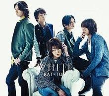 White (KAT-TUN song) - Wikipedia 2eb6972563