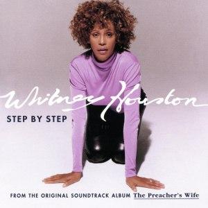 Step by Step (Annie Lennox song) - Image: Whitney Houston Stepby Step EP600x 600