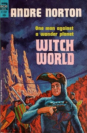 Witch World (novel) - Image: Witch world