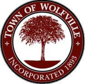 Wolfville - Image: Wolfville NS seal