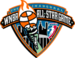 Logo for the inaugural WNBA All-Star Game, hel...