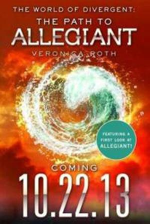 Allegiant (novel) - Cover