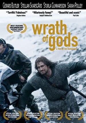 Wrath of Gods - Image: Wrath Of Gods Cover