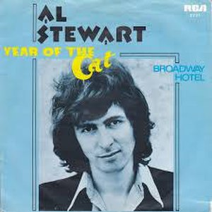 Year of the Cat (song) - Image: Year of the Cat Al Stewart