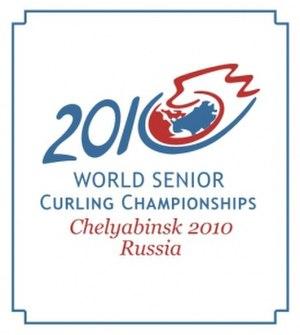 2010 World Senior Curling Championships
