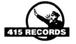 415 Records - Image: 415 Records logo