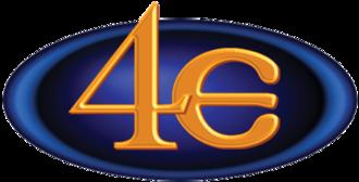 4E TV - Image: 4E TV logo