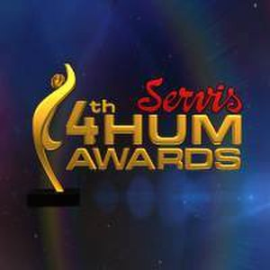 4th Hum Awards - Official poster