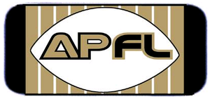 American Professional Football League - Image: APFL logo