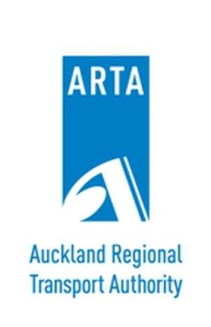 Auckland Regional Transport Authority - Image: ARTA NZ logo