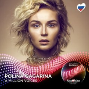 A Million Voices (song) - Image: A Million Voices Polina Gagarina