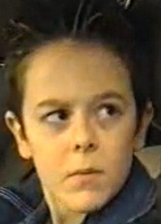 Aaron Livesy - Danny Webb as Aaron Dingle (2004)