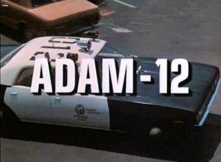 <i>Adam-12</i> 1968 television series