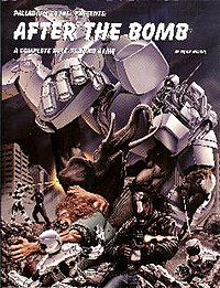 After The Bomb, second edition, 2001.jpg