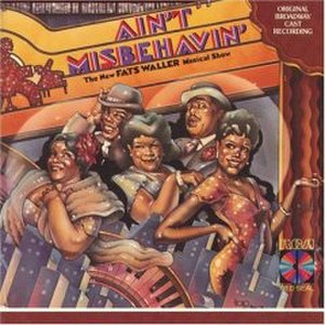Ain't Misbehavin' (musical) - Original Cast Recording