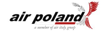 Air Poland - Image: Air Poland logo