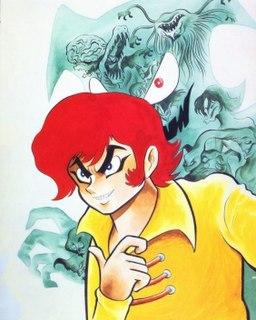 Akira Fudo Fictional character from Go Nagais manga series Devilman