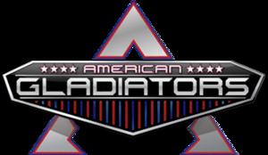 American Gladiators (2008 TV series) - Image: American Gladiators Logo