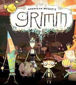 American McGee's Grimm - Image: American Mc Gee's Grimm