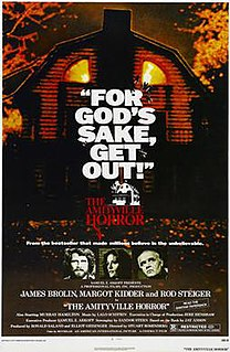 <i>The Amityville Horror</i> (1979 film) 1979 American supernatural horror film directed by Stuart Rosenberg
