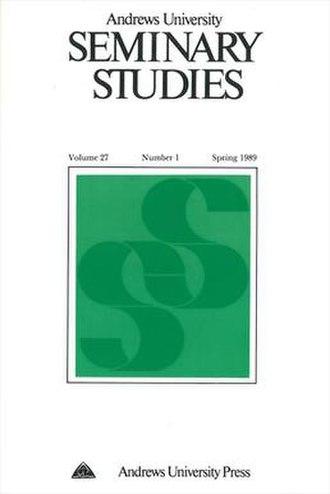 Andrews University Seminary Studies - Image: Andrews University Seminary Studies