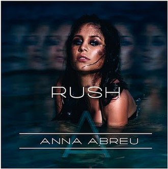 Rush (Anna Abreu album) - Image: Anna Abreu Rush