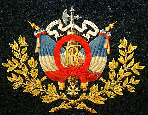 [✓] République Française 618px-Armoiries_troisieme_republique_francaise