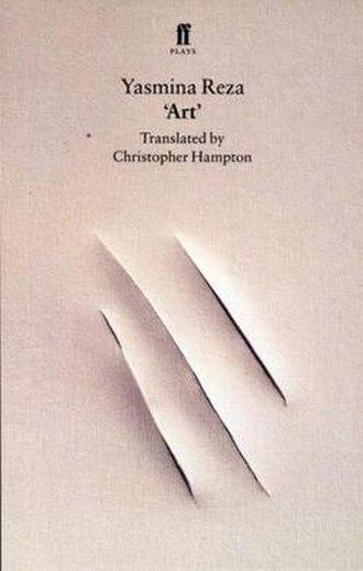 Art (play) - Image: Art Reza Hampton