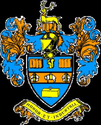 Bacup Borough F.C. - Image: Bacup Borough FC logo
