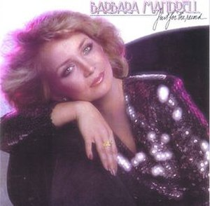 Just for the Record (Barbara Mandrell album) - Image: Barbara Mandrell Just for the Record