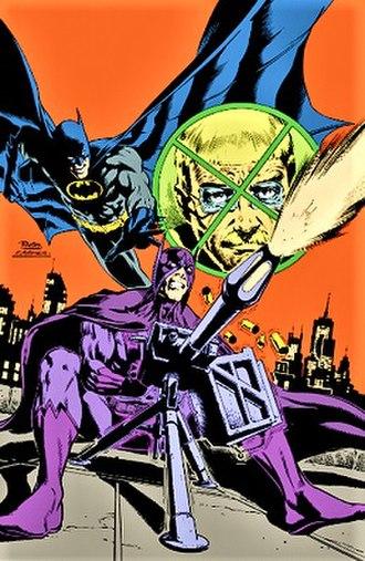 Wrath (comics) - Image: Batman Confidential 15