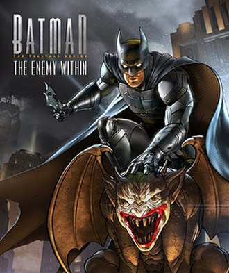 Batman: The Enemy Within - Image: Batman The Enemy Within