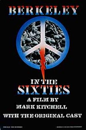 Berkeley in the Sixties - Original film poster