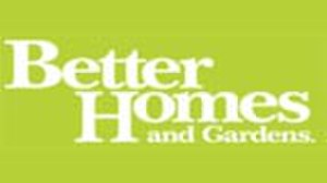 Better Homes and Gardens (TV series) - Image: Better Homes and Gardens logo