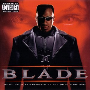 Blade (soundtrack) - Image: Blade OST
