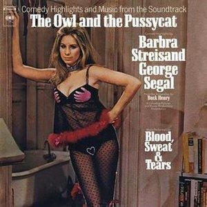 The Owl and the Pussycat (album) - Image: Blood Sweat And Tears The Owl And the Pussy Cat