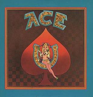 <i>Ace</i> (Bob Weir album) 1972 studio album by Bob Weir