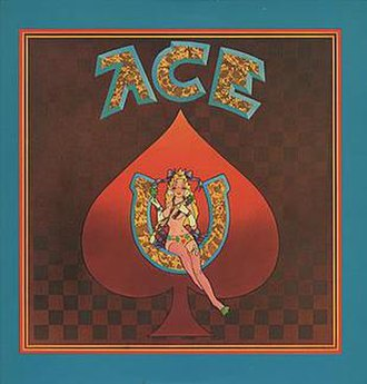 Ace (Bob Weir album) - Image: Bob Weir Ace