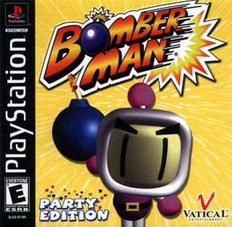 Bomberman Party Edition - North American cover art