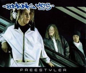 Freestyler (song) - Image: Bomfunk Freestyler